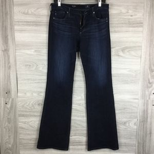 AG Angel Blue Wash Bootcut Jeans